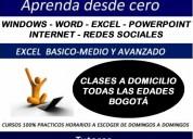 CLASES O CURSOS VIRTUALES DE INFORMATICA