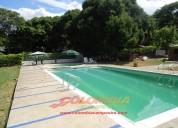 Cc938 linda finca en melgar con piscina privada