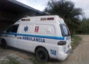 Se vende ambulancia hyundai modelo 2008