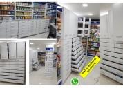 Apoteca muebles para medicamentos