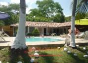 Cc946 casa con piscina para 10 personas