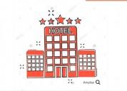 Busco hotel para arrendar