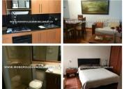 Apartamento amoblado_la renta en medellin*/*8752