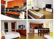 Apartamento amoblado - alquilar en medellin8543
