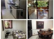 Apartamento amoblado - la renta en la castellan836