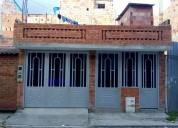 Se vende casa 1 piso treminada y plancha para el 2