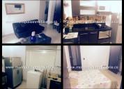 apartamento amoblado - alquilar en laureles cod/*/