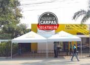 Carpas y hangares en cartagena bolivar