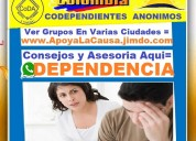 ⭐ coda, codependientes anónimos, codependencia, de