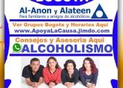 ⭐ bogota, al-anon, alateen, alcoholismo, alcoholic