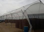 Construccion de invernaderos