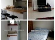 Apartamento amoblado alquiler - poblado cast