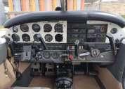 Excelente avion piper 235
