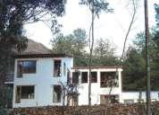 Espectacular casa villa de leyva