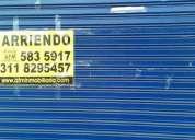 Arriendo habitaciones Barrio La Cabrera-Centro