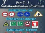 Servicios de diseño publicidad litografia.