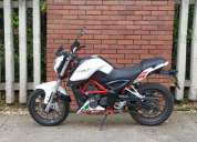 Benelli 250 cc inyeccion electronica 28 hp