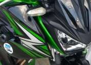 Impecable z 250 km 2015, contactarse.