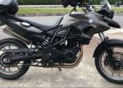 Bmw f 700 gs, contactarse.