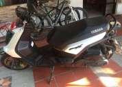 Bwsx 125 yamaha blanca, contactarse.