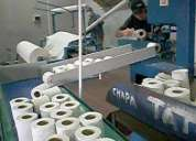 Tecnologo operario de maquina empacadora productos.
