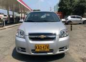 Chevrolet aveo emotion automatico