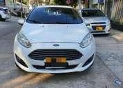 Ford fiesta sedan titanium modelo 2014, contactarse.
