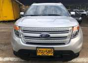 Vendo ford explorer limited 2015 4x4