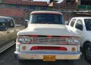 Dodge fargo modelo 1960 se vende o permu