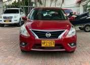 Nissan versa automatico 1 6 2015, contactarse.