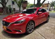 Mazda 6 grand touring lx blindado 2 plus. oportunidad.