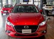 Mazda 3 sedan grand touring 2019, contactarse.