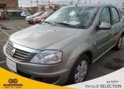 Renault logan dynamique 1 6lt 16v