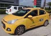Excelente hyundai grand i10 taxi