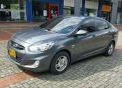 Excelente hyundai i25 at 2012
