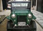 Campero jeep willis, contactarse.