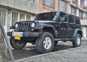 Vendo jeep wrangler unlimited