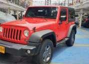 Vendo jeep wrangler sport