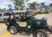 Vendo jeep willys militar restaurado