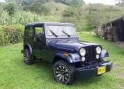 Oportunidad. jeep cj7 muy buen estado diesel