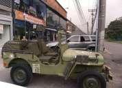 Jeep willis, contactarse.