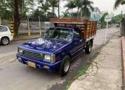 Excelente camioneta estacas 96 mitsubishi 4x2
