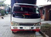 Excelente camion tipo turbo jac