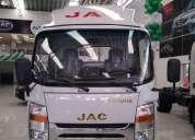 Excelente camiones jac