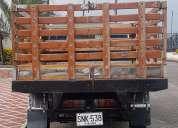 Excelente camioneta kia estacas