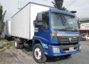 Excelente camion foton auman 2012