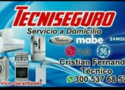 Reparaction y mantenimiento en general