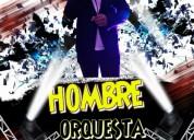 Mundo musical hombre orquesta en barranquilla