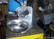 Maquina industrialraspados cholados 220 lbs /h