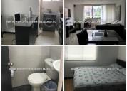 Apartamento amoblado alquiler - sabaneta cod+-*/-*